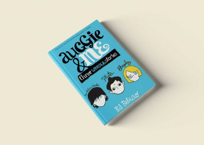 Auggie and Me by RJ Palacio