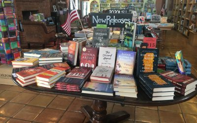 New selections this week at Old Town Books!