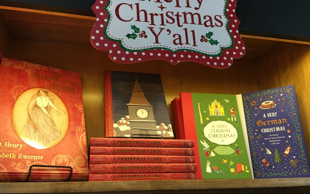 Christmas at Old Town Books!