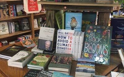 Earth Day at Old Town Books!