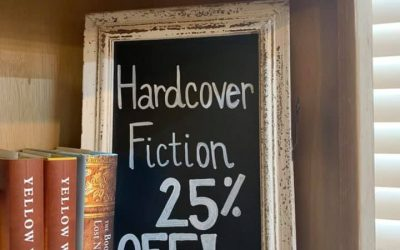 Flash Sale Hardcover Fiction