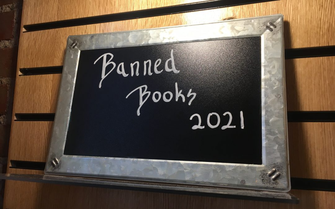 Banned Books Week at Old Town Books