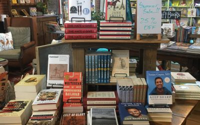Summer Sale 2021 at Old Town Books!